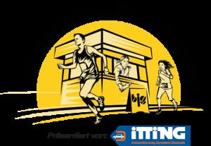 Logo Bickendorfer Büdchenlauf