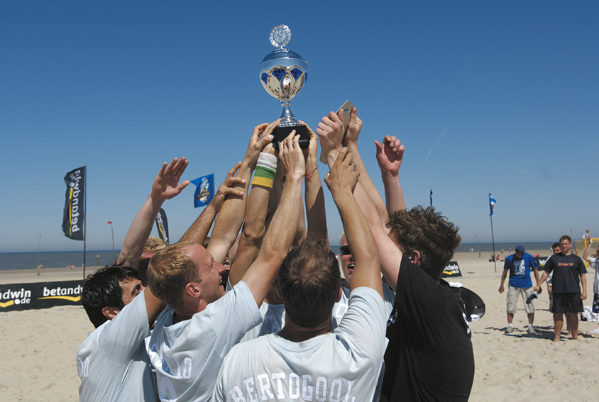 wind sportswear Beach Soccer Fun Cup