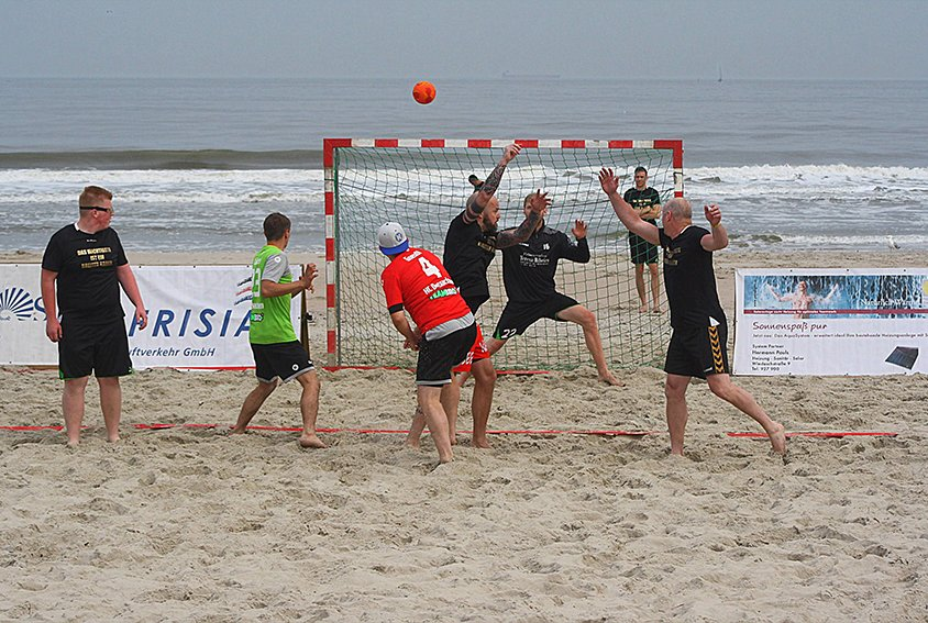 German Beach Open