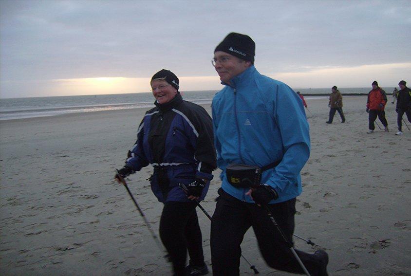 Nordic Walking Wochenende