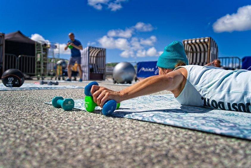 Sport am Meer – NORDERNEY